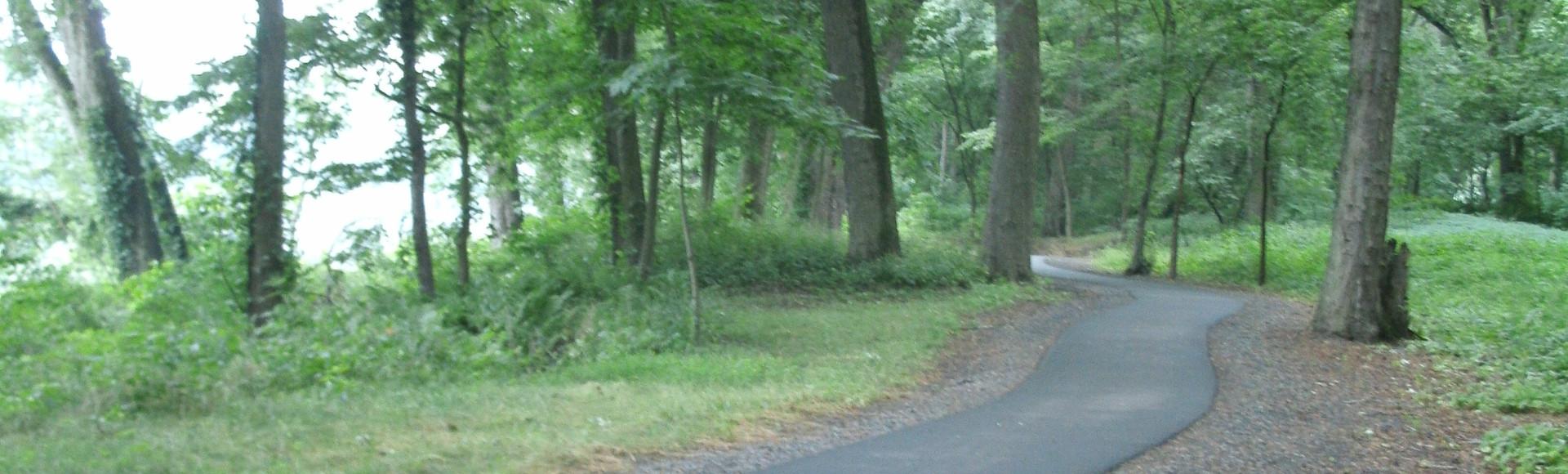Berwick Riverfront Park Trail