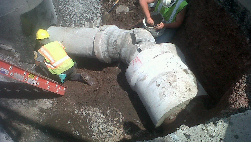 BAJSA - Storm & Sanitary Sewer Seperation