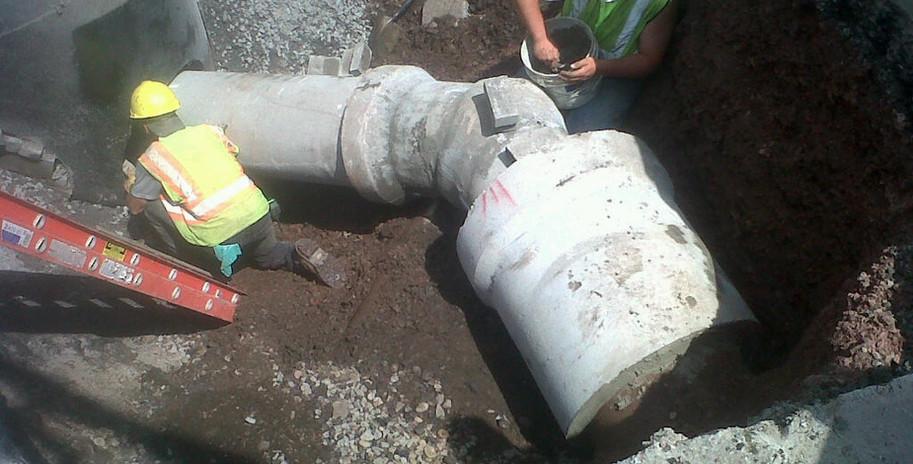 BAJSA - Storm & Sanitary Sewer Seperation