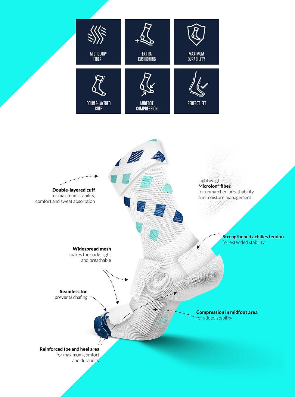 incylence-run-socks-features-en