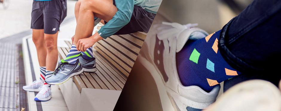 גרבי ריצה – למה זה חשוב?