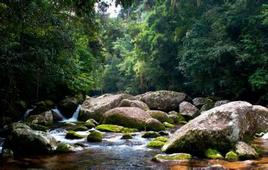 Extensão da Cachoeira do Veloso