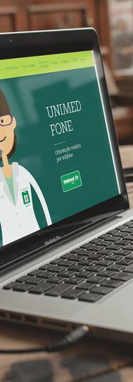 Site Desktop Unimed Fone