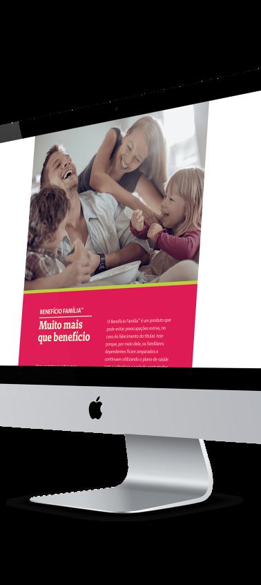 E-mail Marketing Benefício Família Unimed