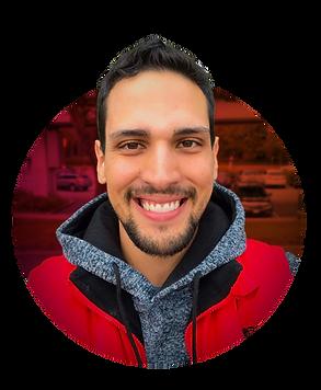 Leandro Alves de Sousa - Autor do Curso Meu Site Wix