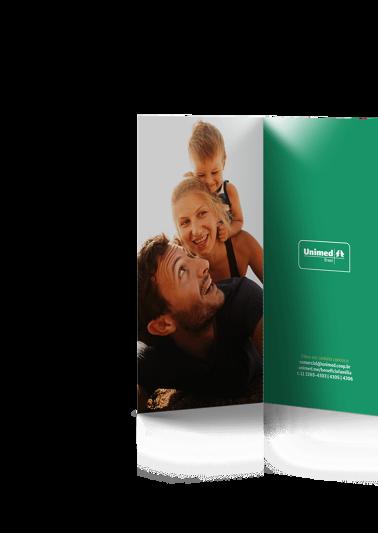 Folder Benefício Família - Frente