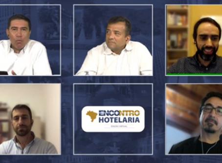 Revista Hotéis - Último painel do 20º Encontro da HotelariaMineira fala sobre vendas...
