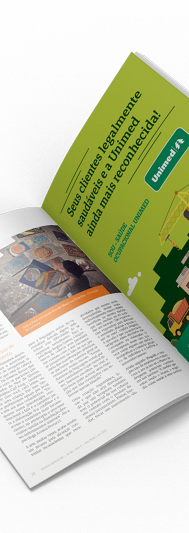 Anúncio SOU - Saúde Ocupacional Unimed (B2B)