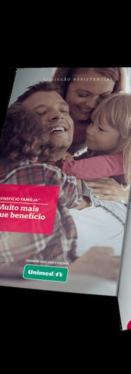 Folder Benefício Família (B2C)