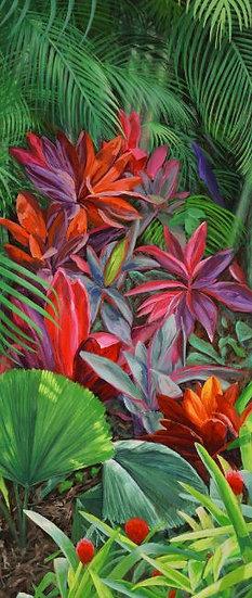 Tropical Foliage I