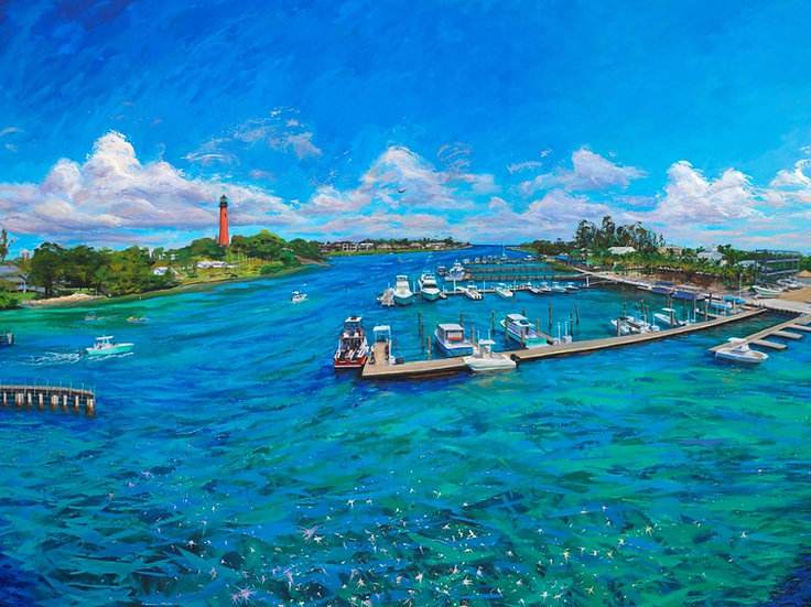 Gateway to Paradise V - The Jupiter Inlet
