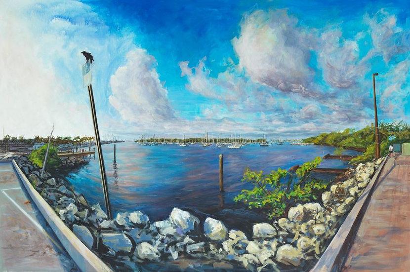 Dinner Key - Biscayne Bay, Miami