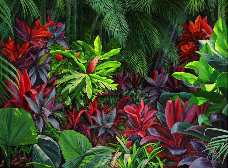 Tropical Foliage II