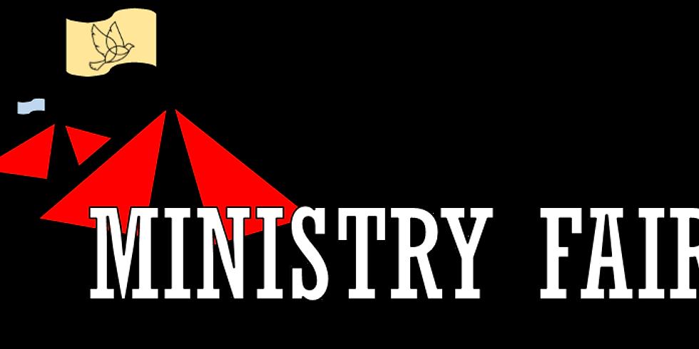 MHCC Ministry Fair