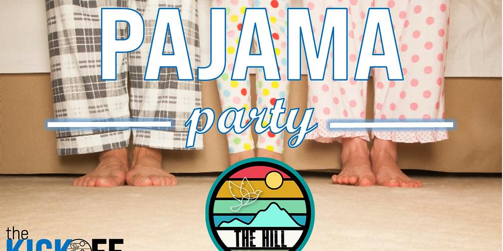 The Kickoff: Pajama Party