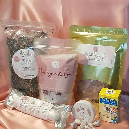 """Womb Healing Starter Kit """"Full"""""""