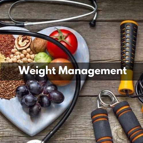 Weight Management Kit