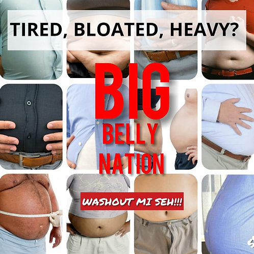 Detox - Big Belly Washout
