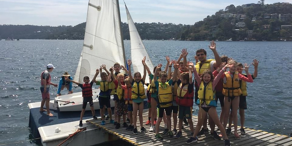 (SOLD OUT) Northbridge Adventure Camp - 7th - 9th April, 2021