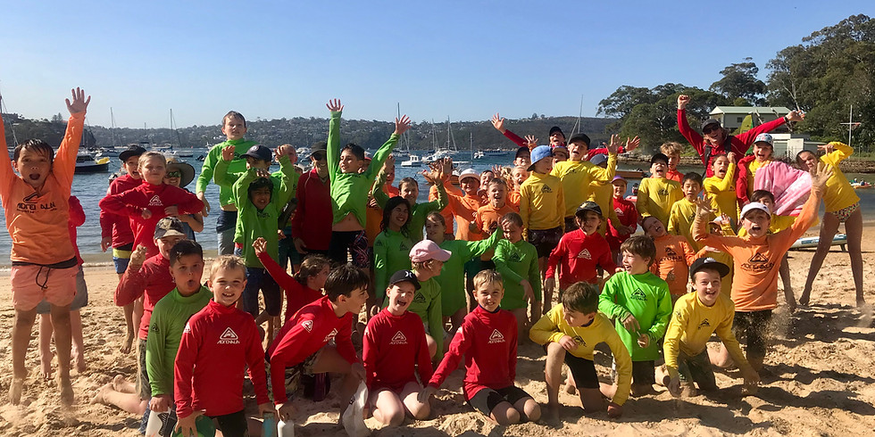 NEW - Rose Bay Adventure Camp - 22nd - 24th April, 2020