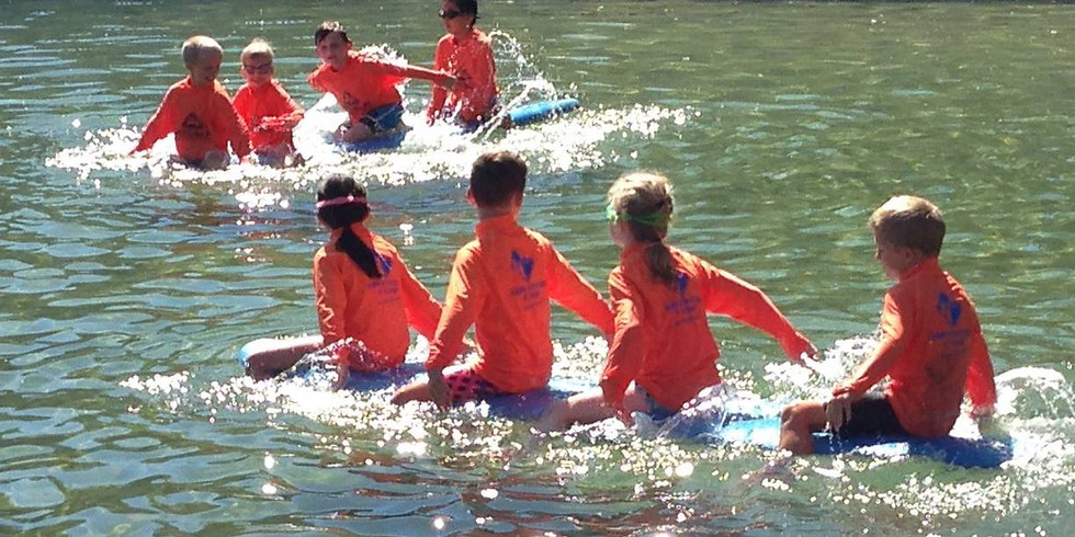 (SOLD OUT) Northbridge Adventure Camp - 12th - 14th April, 2021