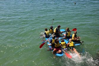 Home made raft Adventure Camp.jpg