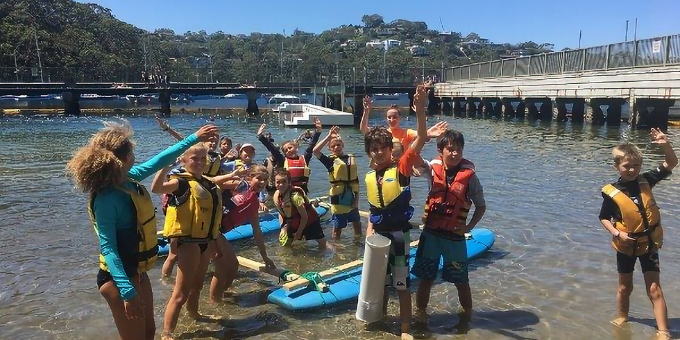 SOLD OUT - Northbridge Adventure Camp - 7th - 9th Oct 2020