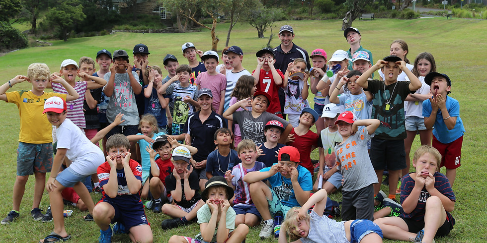 Balmoral Adventure Camp - April 2019 (formerly Chowder Bay)