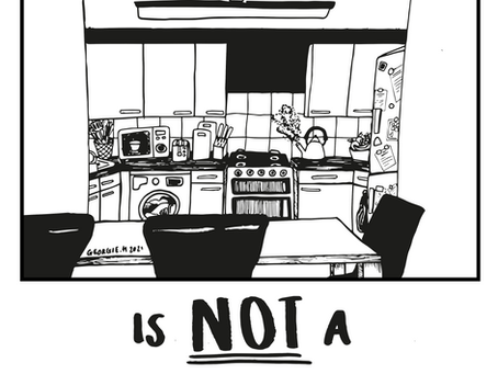 A Kitchen is NOT a Bedroom (2021)