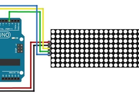 Scrolling LED Matrix - Research Notes