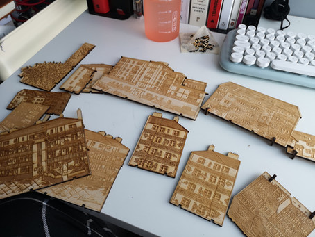 Laser Cutting - Collected