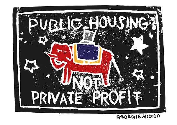 Public Housing not private profit.png