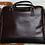 Thumbnail: purple leather carrier bag