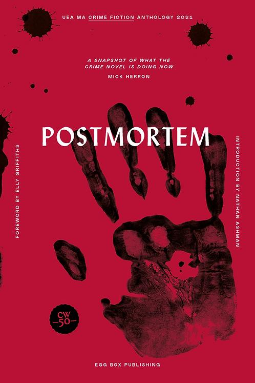 Postmortem: UEA MA Crime Fiction Anthology 2021
