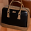 Thumbnail: Cream Leather Handbag