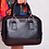 Thumbnail: purple leather handbag