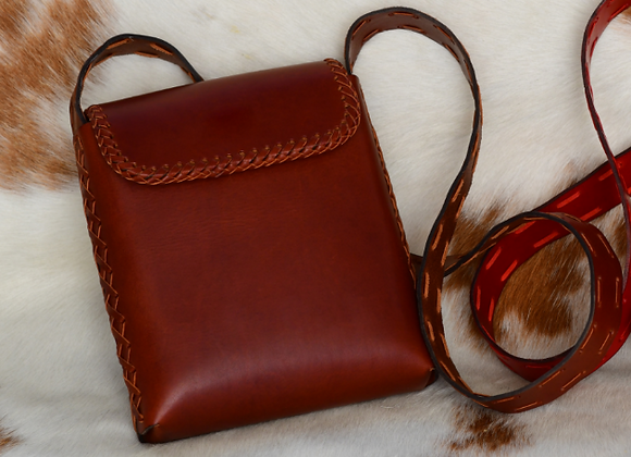 brown como handbag