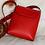 Thumbnail: red como Handbag