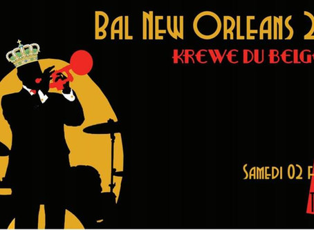 Grand Bal New Orleans 2019