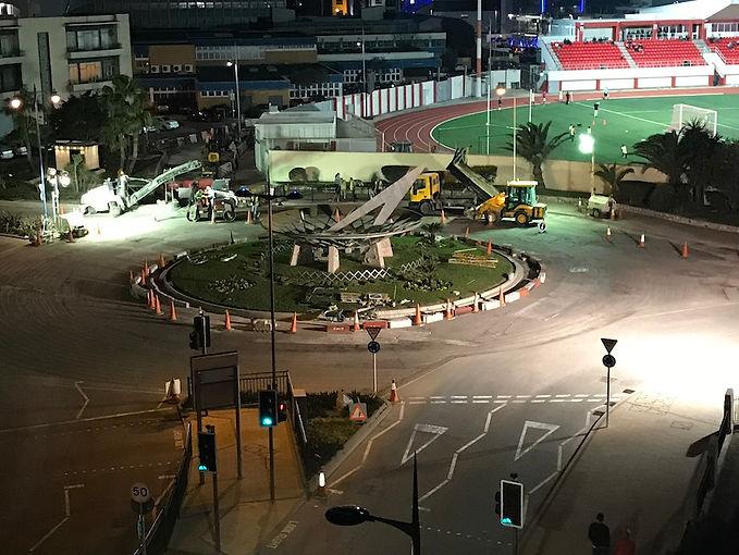 DTR roundabout night surfacing.jpeg