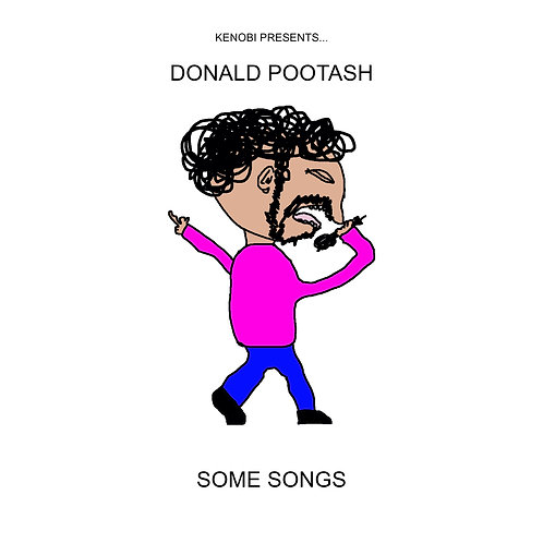 Donald Pootash - Some Songs