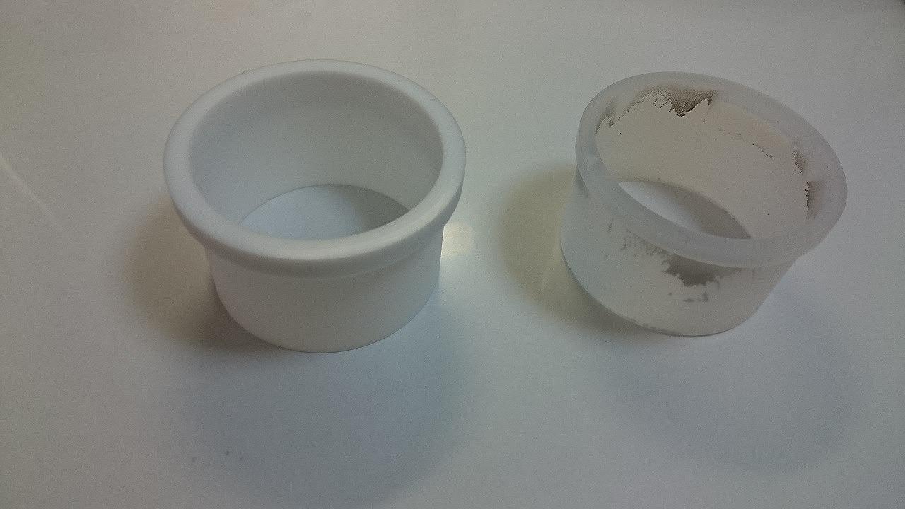 樹脂製治具製作