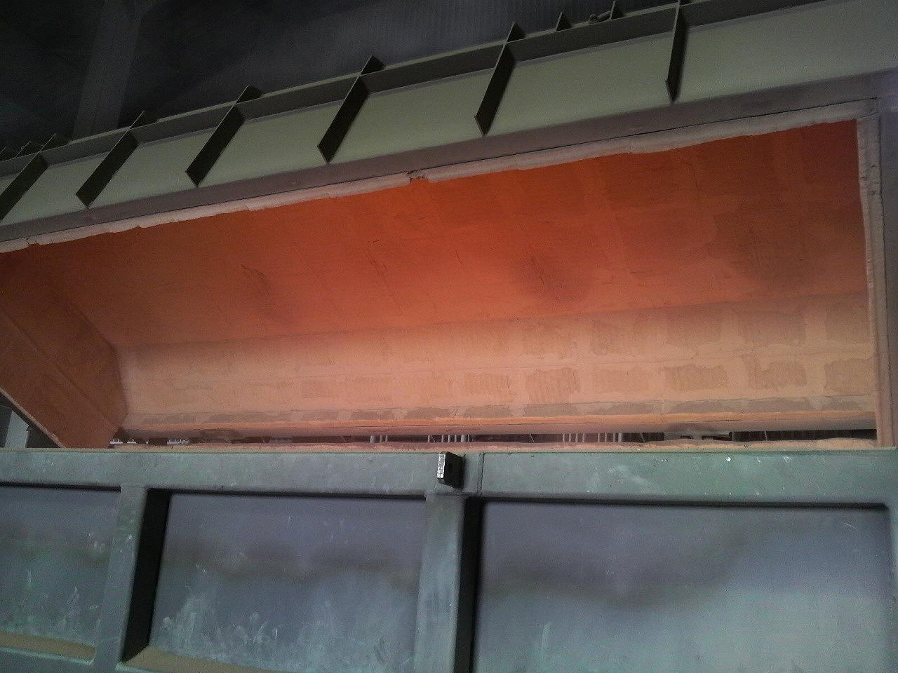 乾留式剥離槽