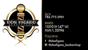 Don Figaro Barber Shop
