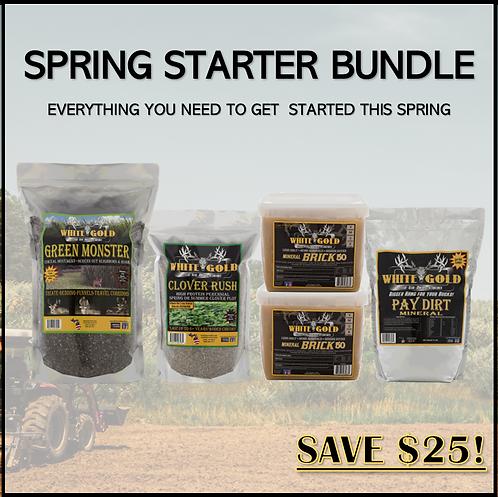 Spring Starter Bundle!