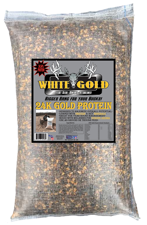 24K Protein Bulk - 2,000lb