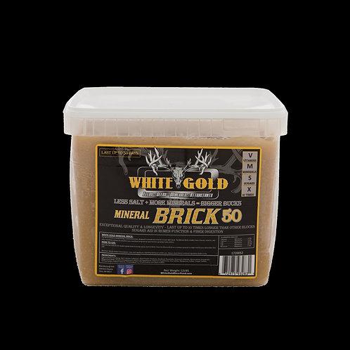 Mineral Brick 50 (2 Brick Combo)