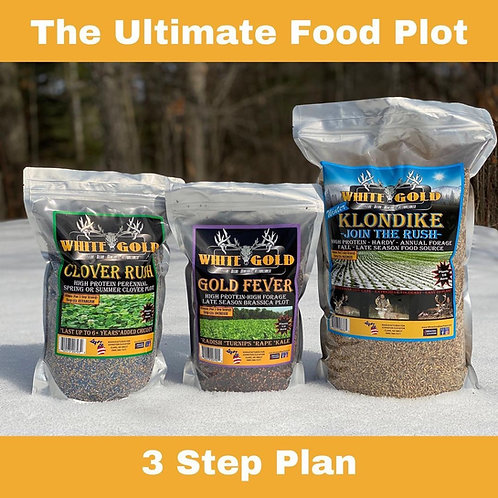 Ultimate Food Plot!