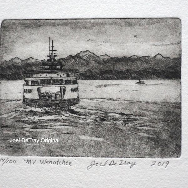 MV Wenatchee