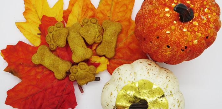 Pumpkin Spice Treats